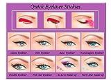 Quick Eyeliner Stickies