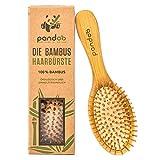 pandoo Bambus Haarbürste
