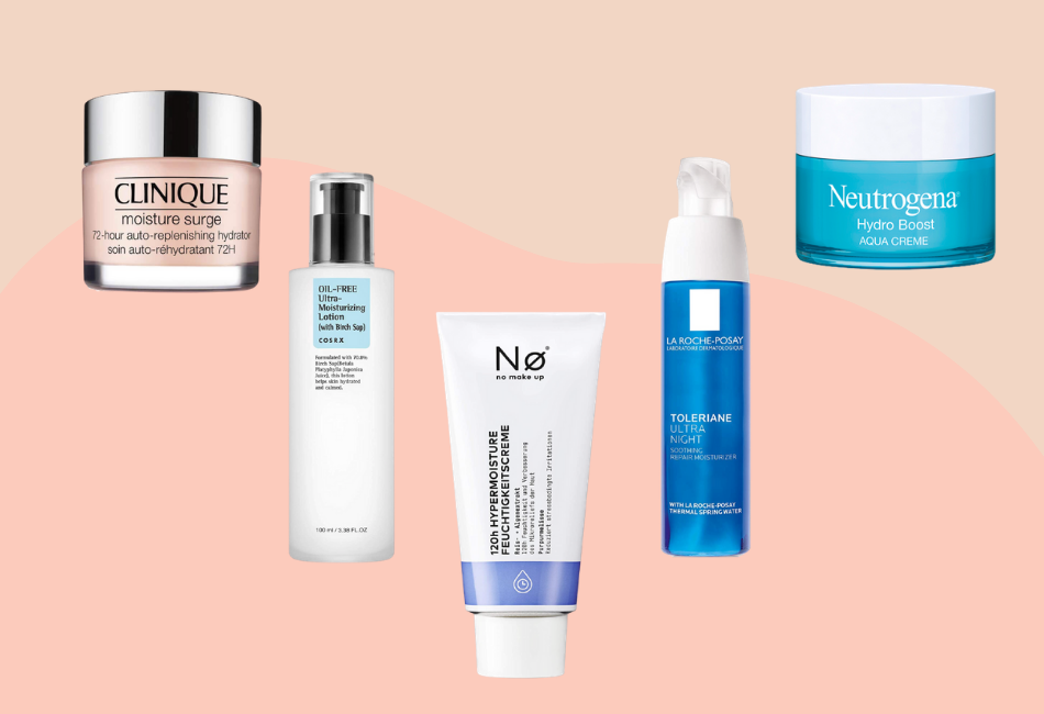 Die besten Gesichtscremes für fettige Haut