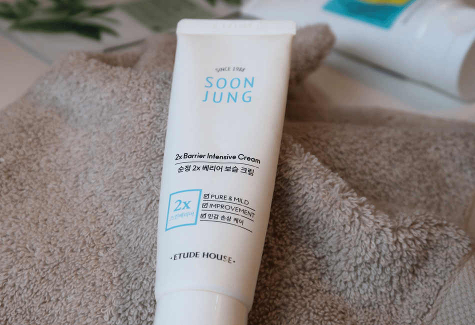 Etude House - Soon Jung 2x Barrier Intensive Cream