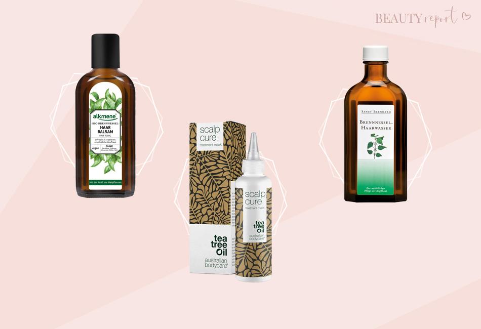 Haarwasser Produkte
