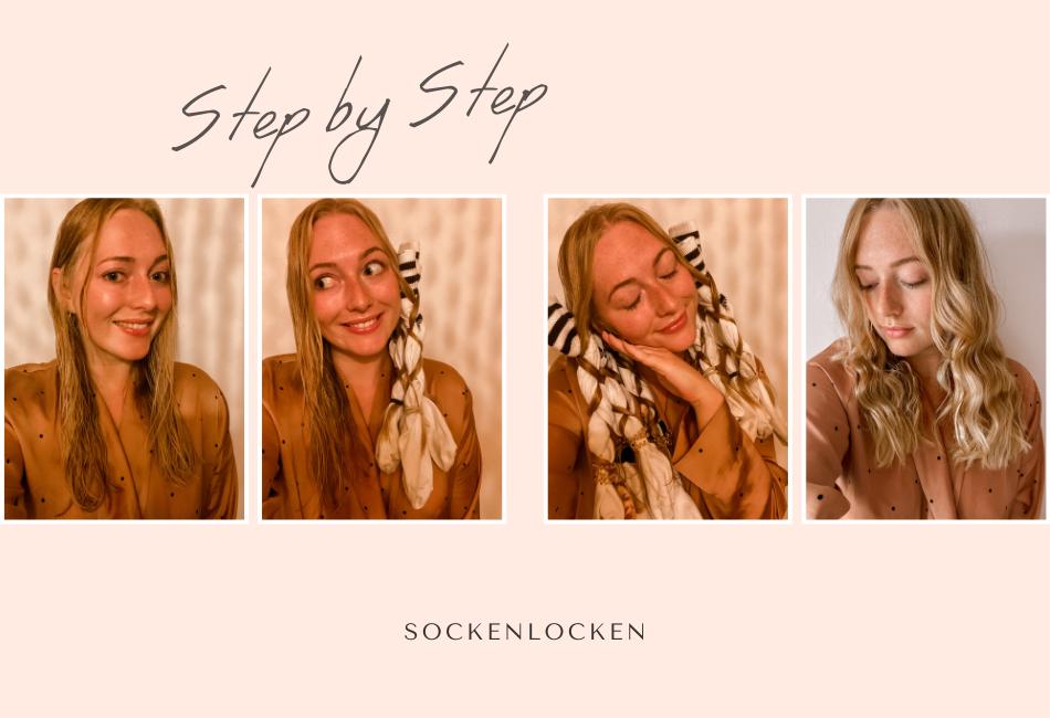Sockenlocken Step by Step