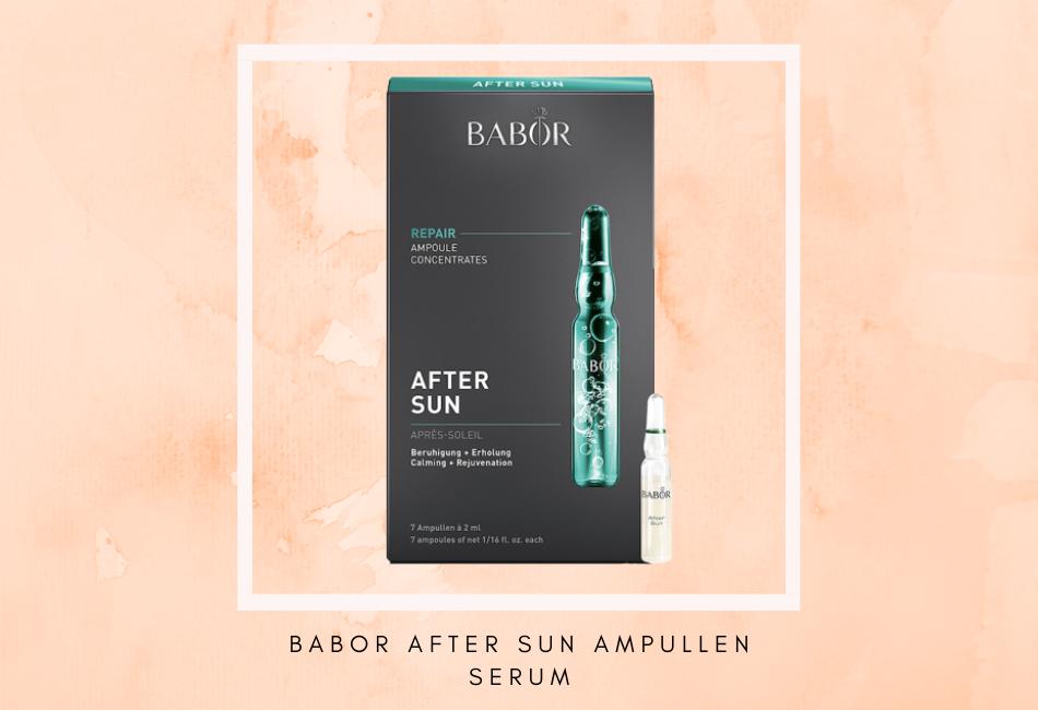 After Sun Babor