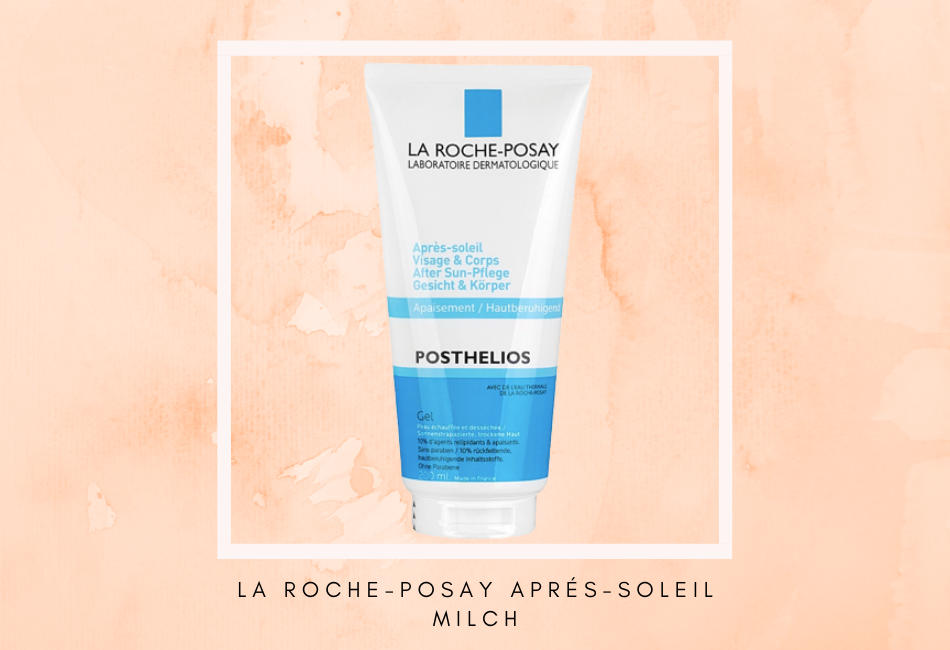 After Sun La Roche-Posay