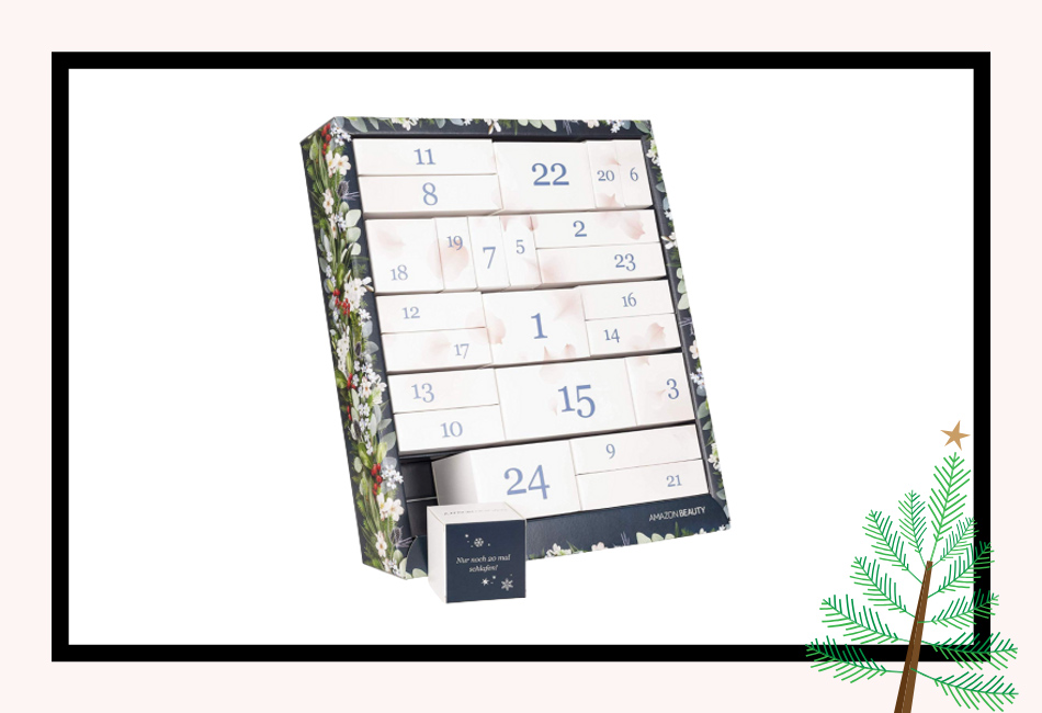 Inhalt Amazon Beauty Adventskalender 2019