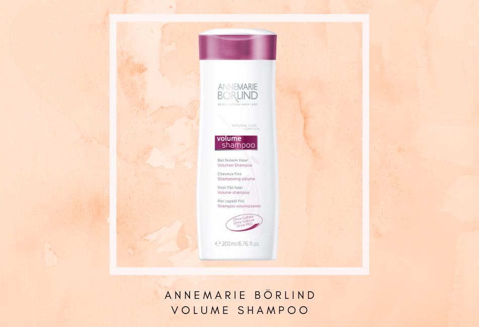 Annemarie Börlind silikonfreies Shampoo