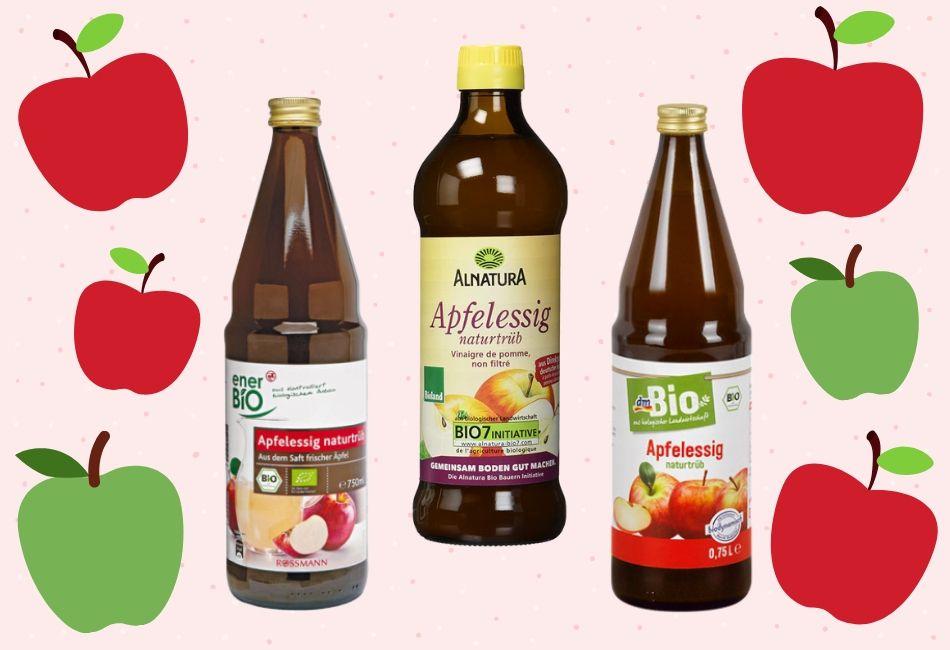 Beliebte Apfelessig Sorten Apfelessig für die Haut