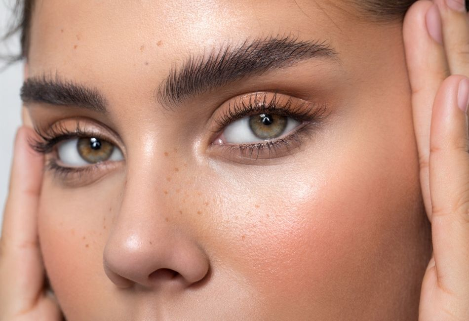 Augenbrauenpuder Test