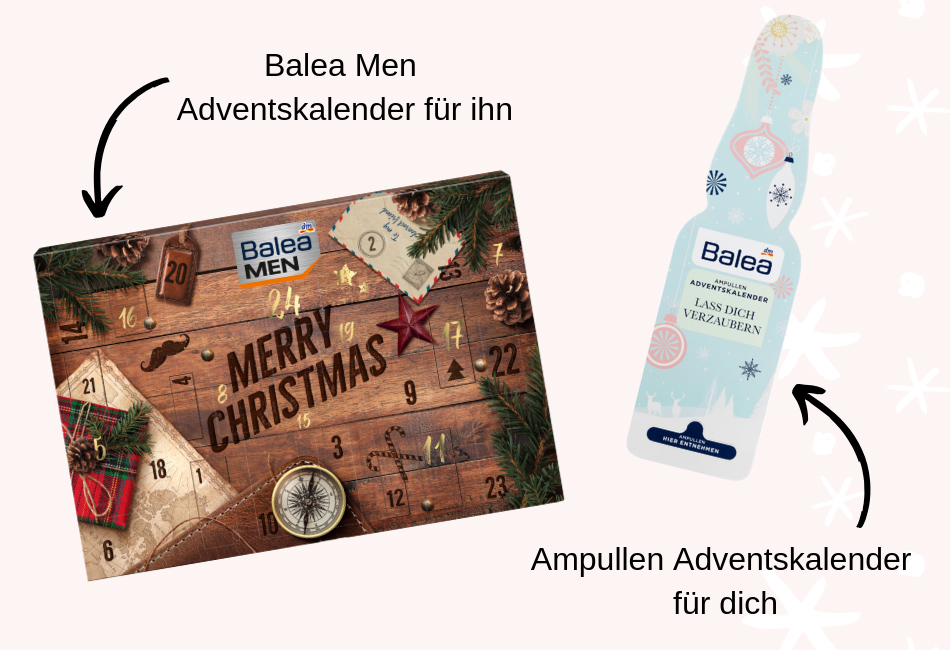 Balea beauty Adventskalender 2019