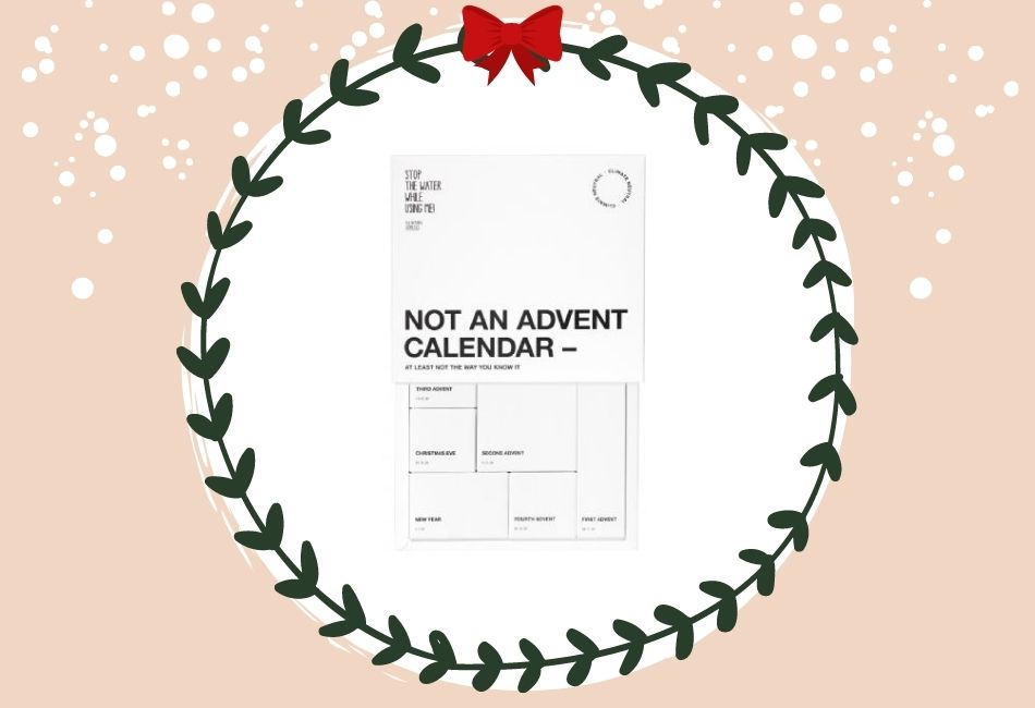 Beauty Adventskalender 2020: Stop The Water While Using Me