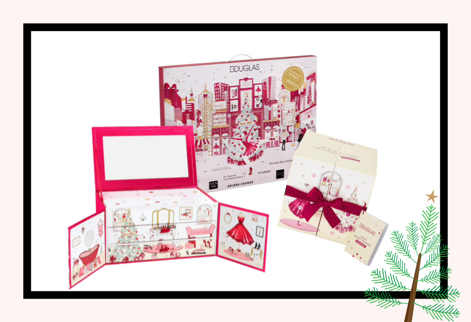 Inhalt Douglas Beauty Adventskalender 2019