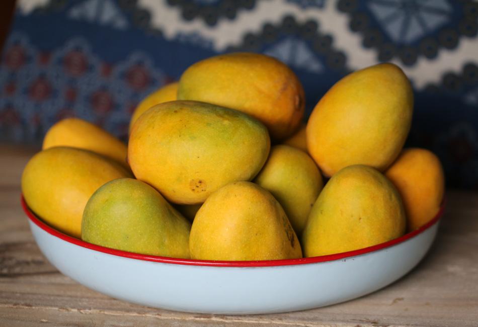 Beauty Food Mango