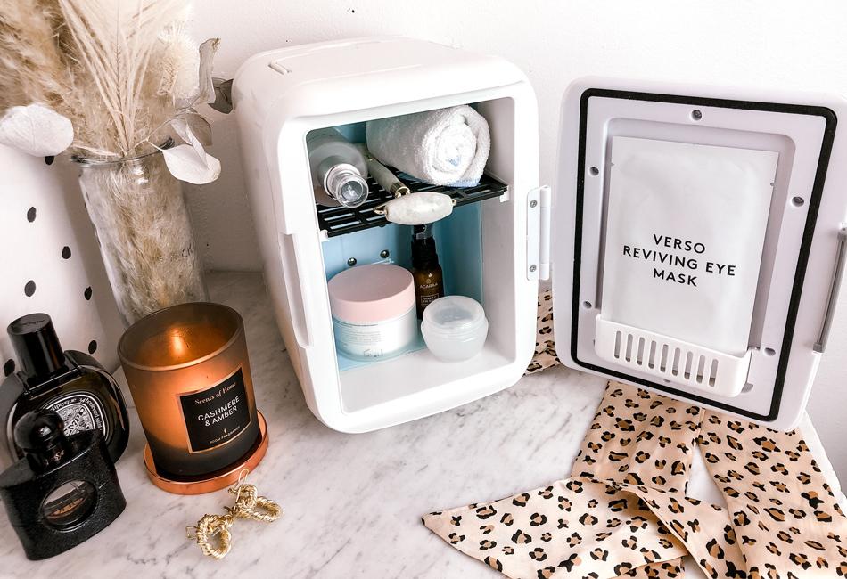 Beauty Fridge Test: Deshalb lieben alle den Kosmetik Kühlschrank
