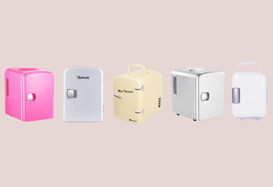 Beauty Fridge: Kosmetikkühlschränke gibt es in so vielen Ausführungen