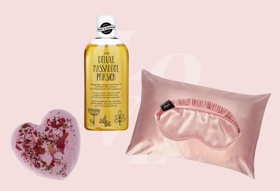 Beauty Geschenke Valentinstag Frauen Entspannung Wellness