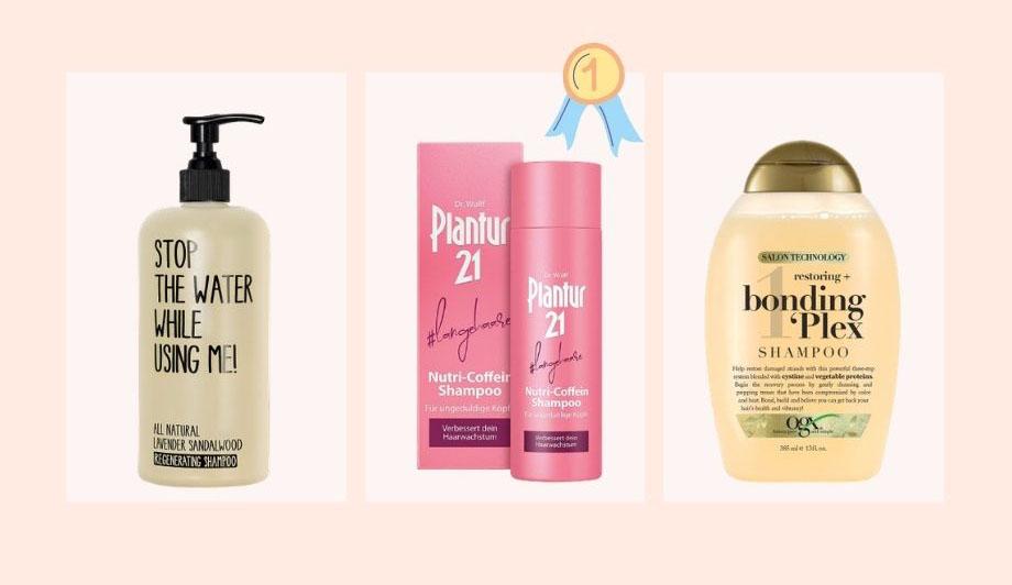 Haarpflegeprodukte: Die besten Shampoos für jedes Haar