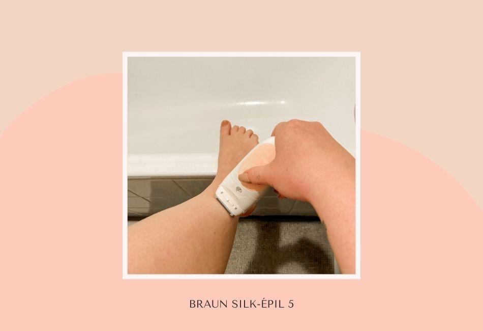 Braun Silk-épil 5 Damenrasierer