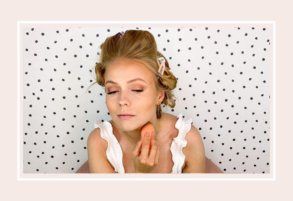 Anleitung: Mein Braut Make-up für die Hochzeit – Schritt 4 Contouring