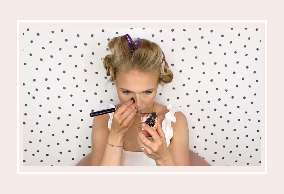 Anleitung: Mein Braut Make-up für die Hochzeit – Schritt 6 Nase