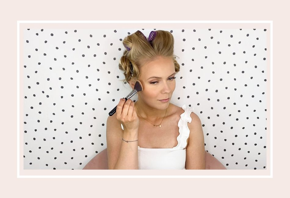 Anleitung: Mein Braut Make-up für die Hochzeit – Schritt 6 Bronzer