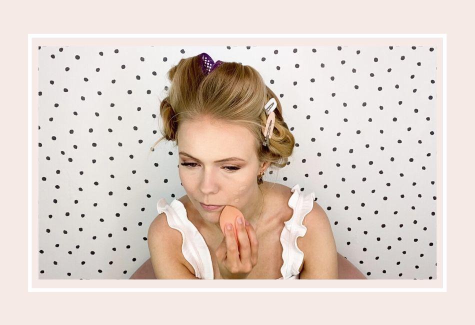 Anleitung: Mein Braut Make-up für die Hochzeit – Schritt 4 Abdecken