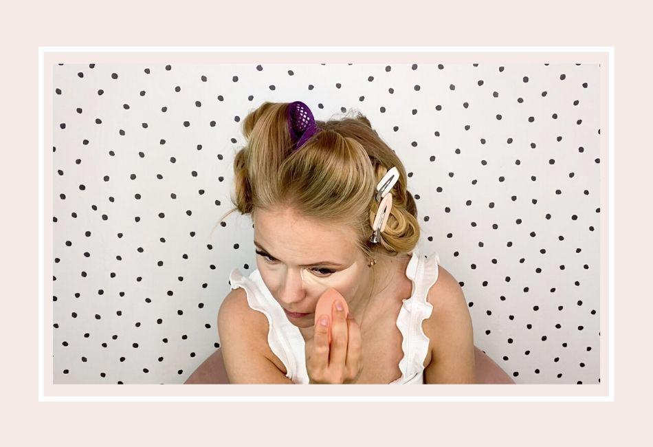 Anleitung: Mein Braut Make-up für die Hochzeit – Schritt 4 Concealer