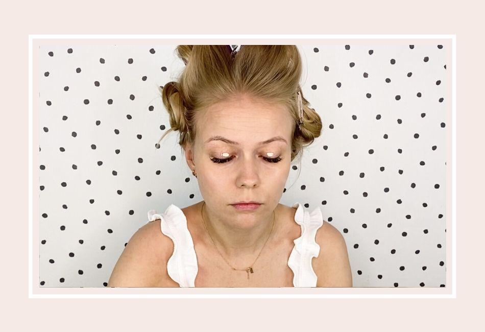 Anleitung: Mein Braut Make-up für die Hochzeit – Schritt 2 Augen