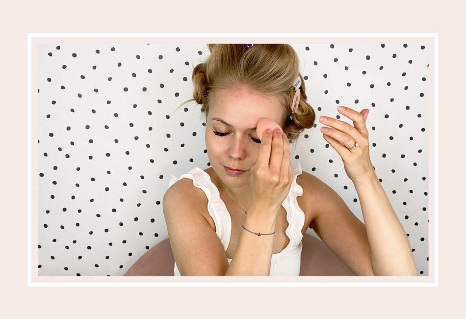 Anleitung: Mein Braut Make-up für die Hochzeit – Schritt 1 Foundation