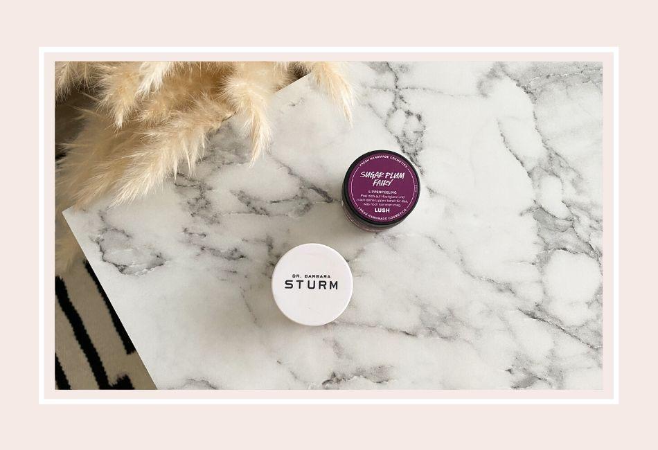 Braut-Make-up: Lippen mit Peeling und Balsam vorbereiten