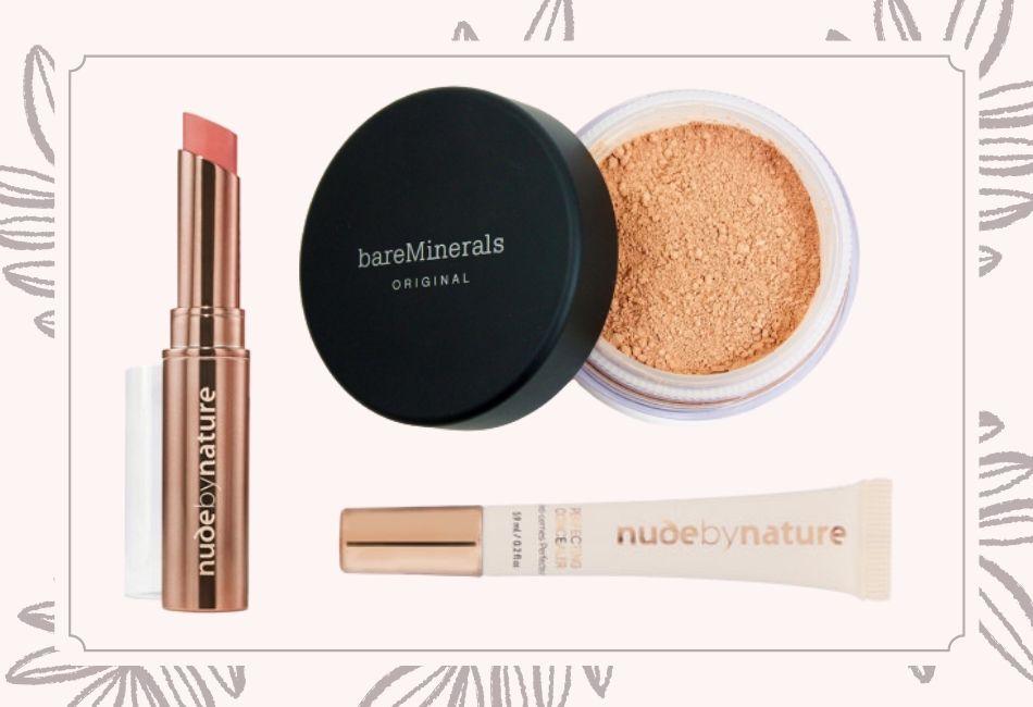 Die besten Clean Beauty Produkte für dein Makeup Foundation Lippenstift Concealer