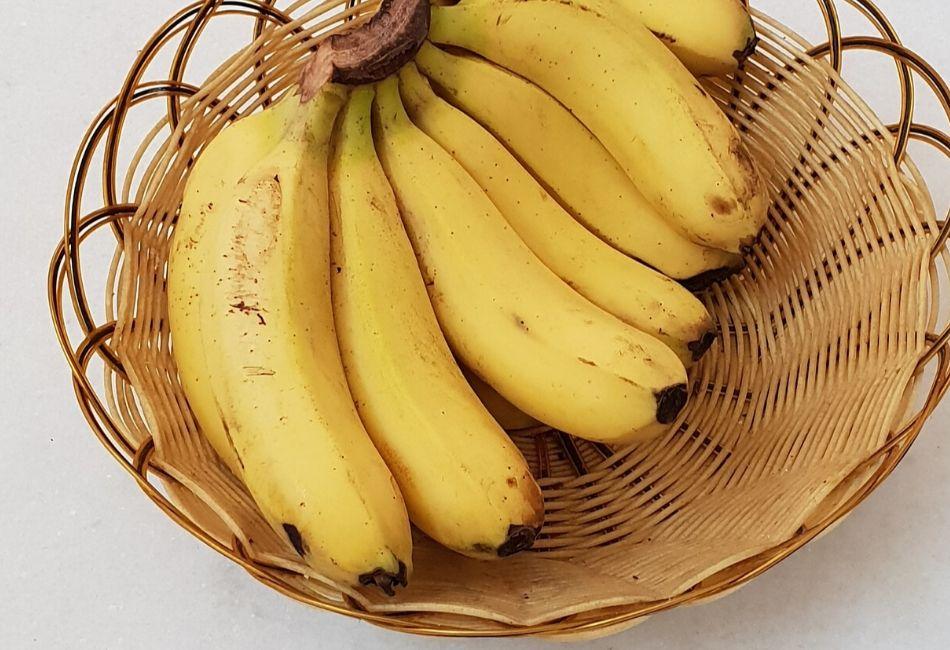 DIY Gesichtsmacke mit Bananen