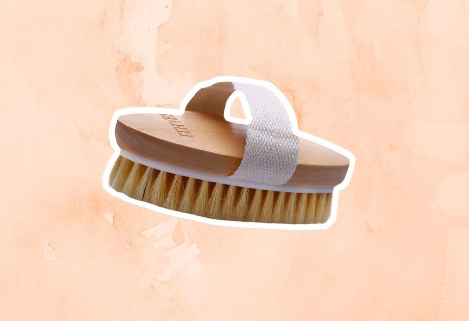 Die richtige Bürste und Technik fürs Dry Brushing