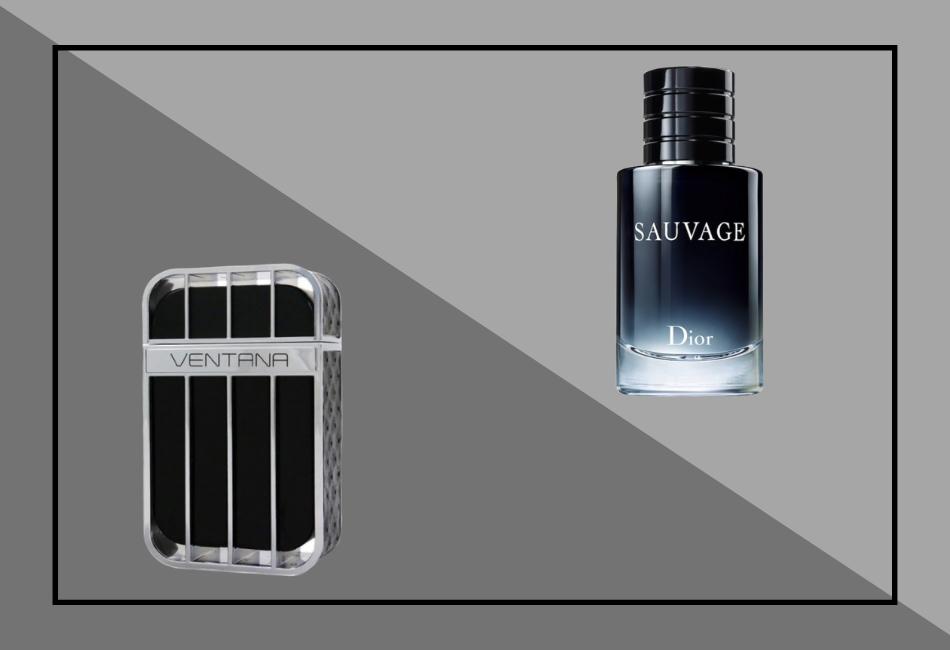 Duftzwillinge Herren: Parfum Dupe Dior Sauvage