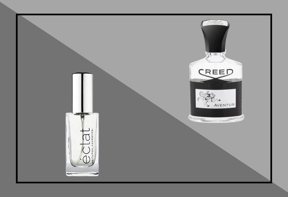 Duftzwillinge Herren: Parfum Dupe Aventus Creed