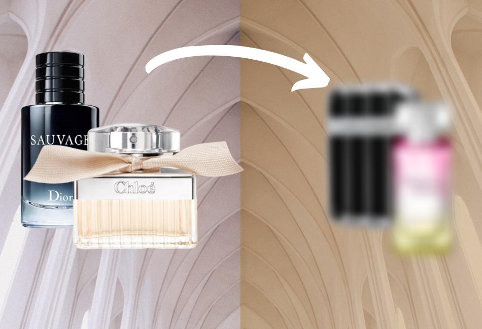 Die besten Duftzwillinge: Duft Dupes für Damen und Herren