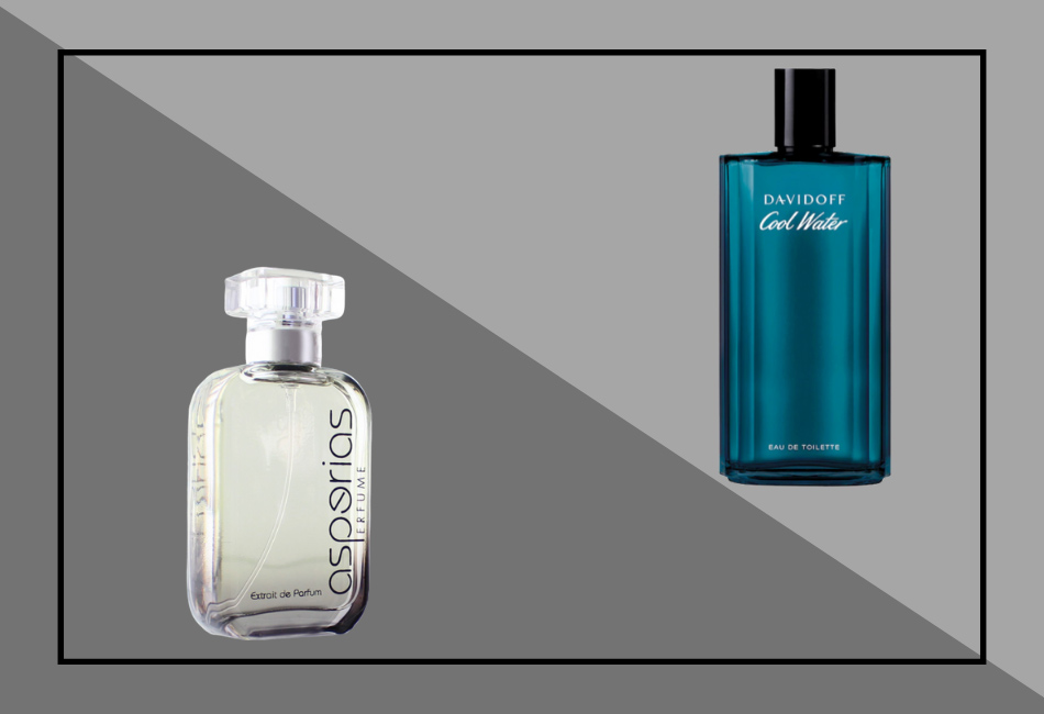 Duftzwillinge Herren: Parfum Dupe Davidoff Cool Water