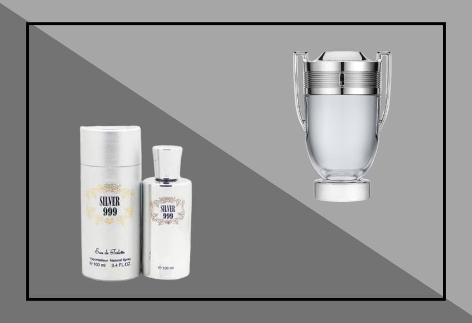 Duftzwillinge Herren: Parfum Dupe Invictus Paco Rabanne