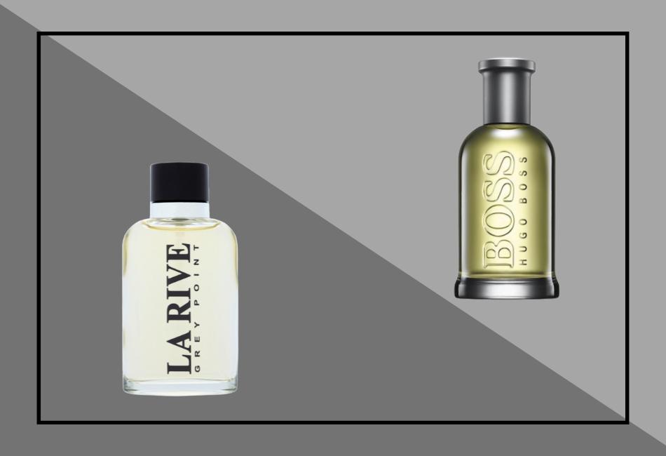 Duftzwillinge Herren: Parfum Dupe Boss Bottled