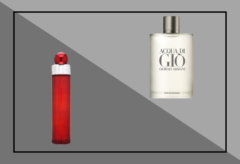 Duftzwillinge Herren: Parfum Dupe Aqua di Gio