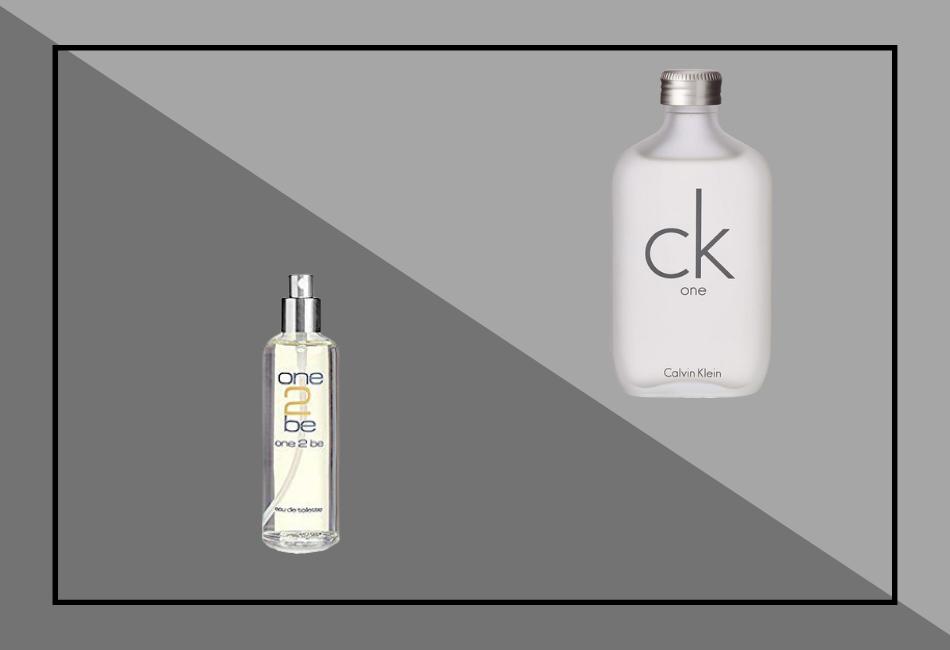 Duftzwillinge Herren: Parfum Dupe ck one