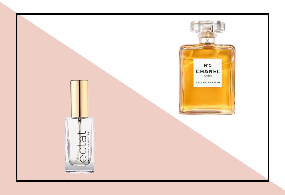 Duftzwillinge: Duft Dupe für Chanel No.5