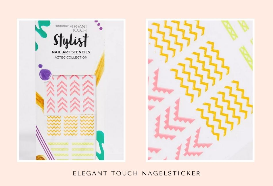 Elegant Touch Nagelsticker