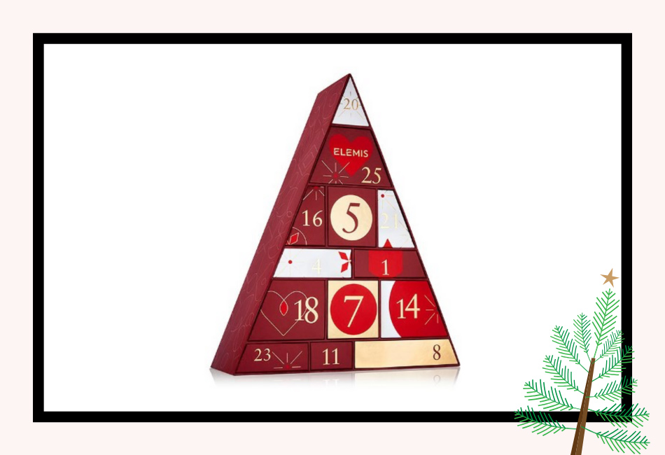 Elemis Beauty Adventskalender 2019