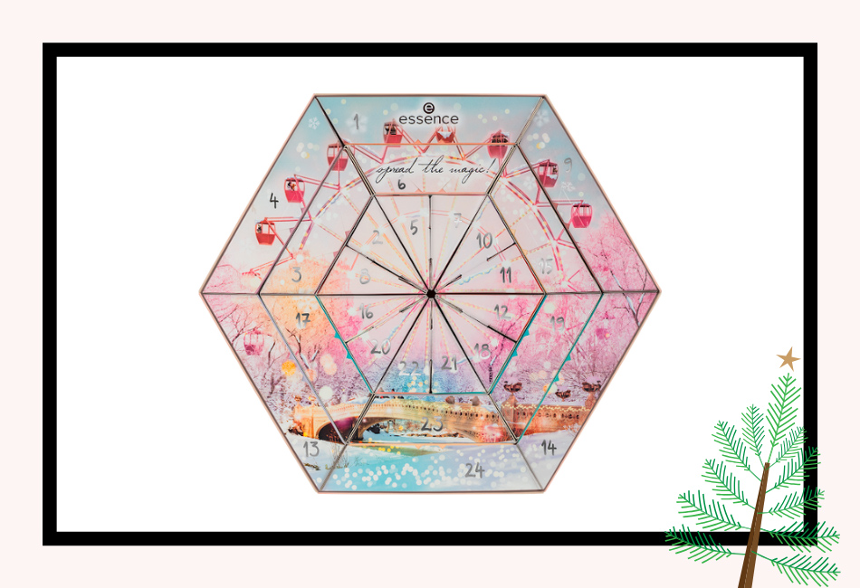 Essence Beauty Adventskalender 2019