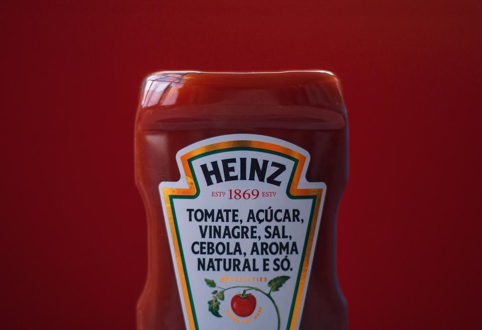 Gelbstich entfernen mit Ketchup