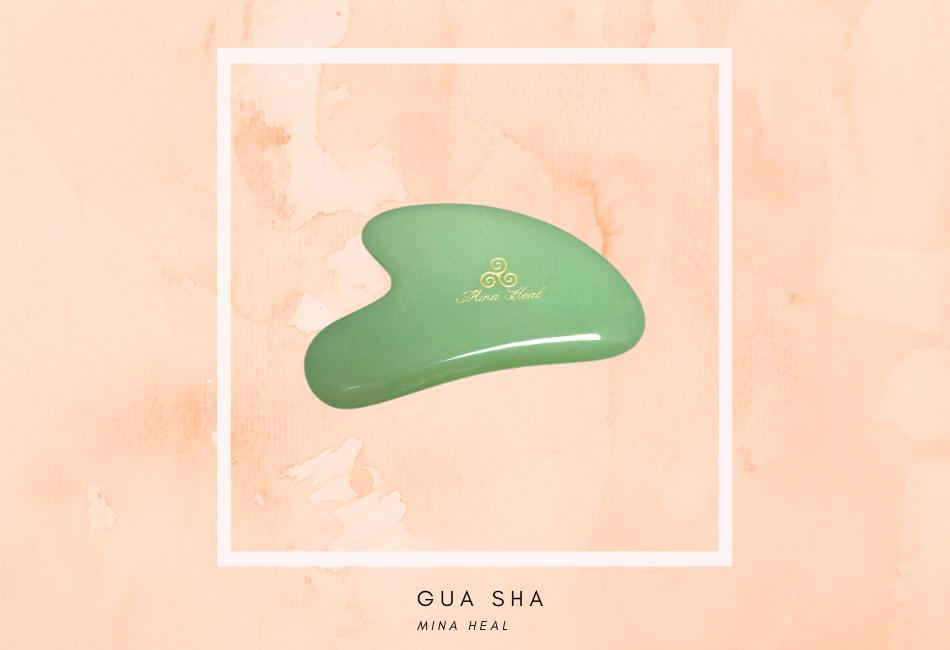 Beauty-Tools 2020: Gua Sha Stein