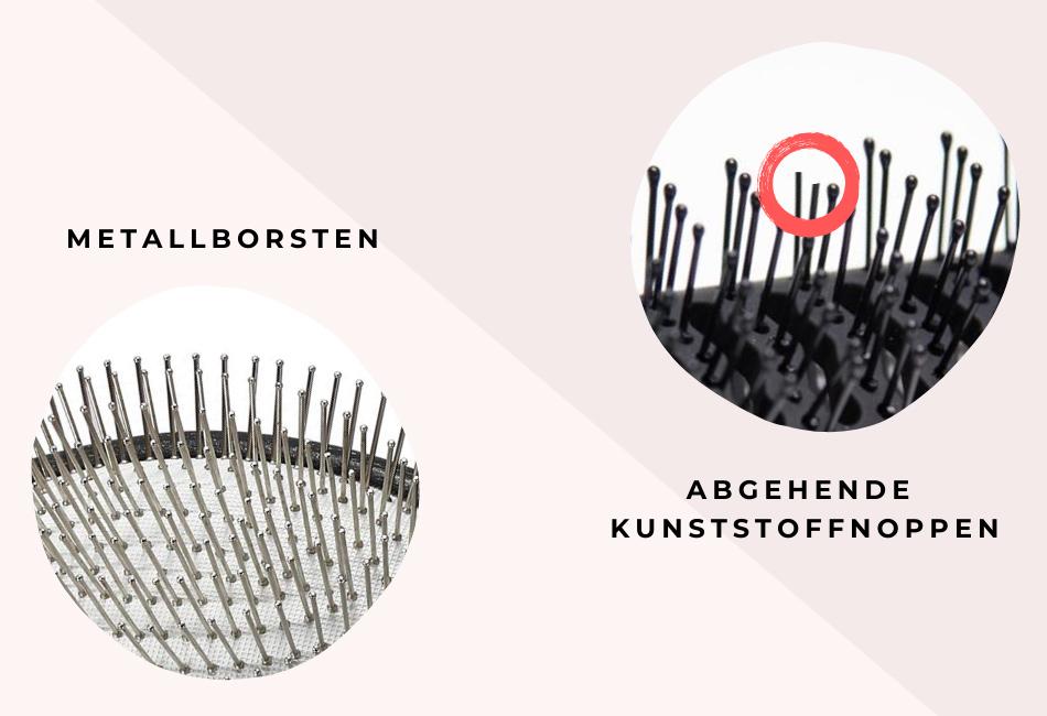 Worauf beim Kauf einer Haarbürste achten?