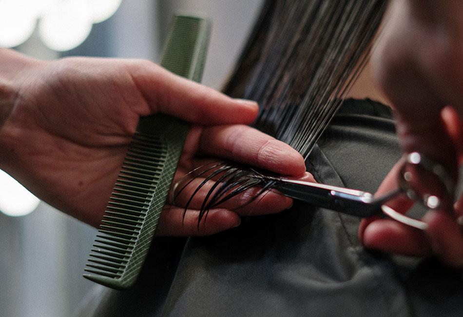 Haarschere Friseurschere
