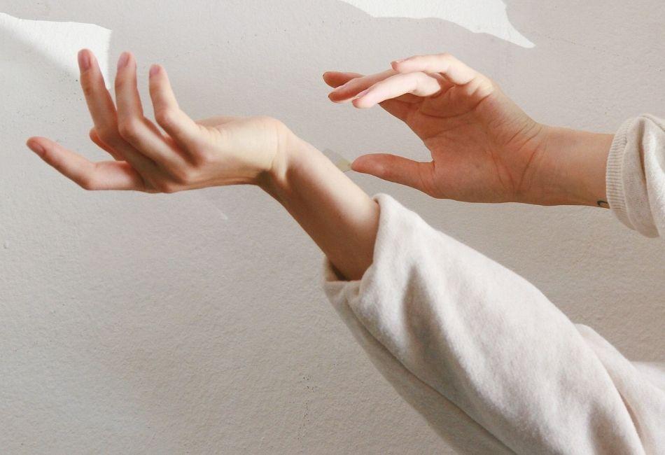 Handpeeling