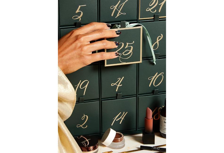 Das steckt im Harrods Beauty Adventskalender 2020